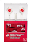 NCAA Licenced Shoelace Earbuds