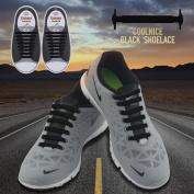 Unisex No Tie Shoelaces