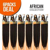 Sensationnel Synthetic Hair Crochet Braids Africa Samba Twist Braid 130cm