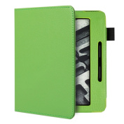 For Kindle Oasis, AMA(TM) Smart Ultra Slim Leather Magnetic Case Cover for Kindle Oasis