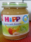 HIPP Apples with Bananas From 4 months 125g