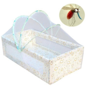 Summer Crib Netting, FTXJ Universal Baby Cradle Bed Arched Mosquito Nets