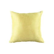 DATEWORK Suede Nap Cushion Cover Sofa Throw Pillow Case