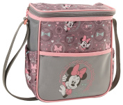 Disney Minnie Mouse Mini Nappy Bag, Love and Bows
