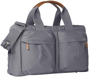 Joolz Nappy Bag Earth Hippo grey