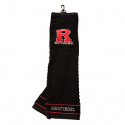 Rutgers Scarlet Knights Embroidered Towel from Team Golf