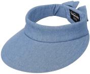 Simplicity Women's SPF 50+ UV Protection Wide Brim Beach Sun Visor Hat