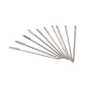 10pcs Large Eye Needles Knitters Wool good For weaving in ends and sewing up seams on your knit and crochet projects