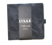 Lykke Driftwood 25cm Straight Gift Set in Grey Denim Pouch