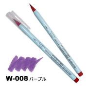 Deleter Neopiko-4 Watercolour Brusher Marker Pen [ W-008 Purple ] for Comic Manga Graphic Design and Illustration