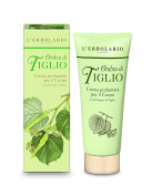 L'Erbolario Ombra di Tiglio - Crema Profumata Tiglio Perfumed Body Cream With Extract of Linden 200ml