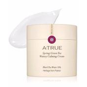 ATRUE Spring Green Tea Watery Calming Cream 80g (80ml) Black Tea Water 70%