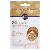 Miss Spa Restore and Brighten 24k Gold Radiance Mask 25ml