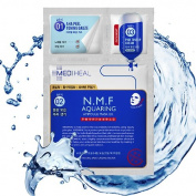 MEDIHEAL N.M.F Aquaring Ampoule Mask EX / 3step Mask Pack 25g10pcs