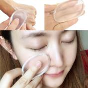 Women Makeup Puff, Egmy 100% Star Hot Blender Silicone Sponge Makeup Puff For Liquid Foundation BB Cream Beauty Essentials