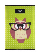 YaYwallet Womens's Credit Card Holder, Minimalist Wallet, Whoo Me