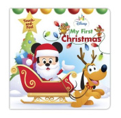 Disney Baby My First Christmas [Board book]