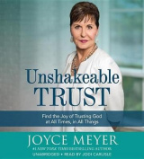 Unshakeable Trust [Audio]