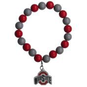 NCAA Fan Bead Bracelet
