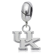 NCAA University of Kentucky Wildcats Jewellery - Sterling Silver Women's Charms and Charm Beads
