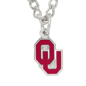 NCAA Necklace with Charm Clamshell