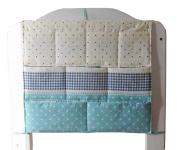 Crib Hanging Organiser Crib Hanging Bag Baby Bed Storage Bag Dot