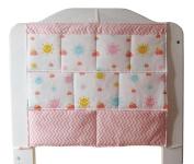 Crib Hanging Organiser Crib Hanging Bag Baby Bed Storage Bag Sun