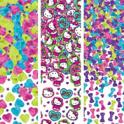Hello Kitty Birthday Confetti Bag Filler Decorations Party Supplies Favours