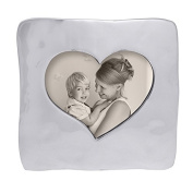 Mariposa Square Large Open Heart Frame