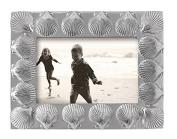 Mariposa Scallop Bordered 4 x 6 Frame