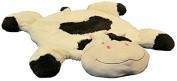 Baberoo Soft and Adorable Nursery Rug with Non-skid Bottom 90cm x 80cm - Cow