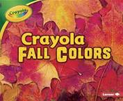 Crayola Fall Colors