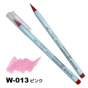 Deleter Neopiko-4 Watercolour Brusher Marker Pen [ W-013 Pink ] for Comic Manga Graphic Design and Illustration