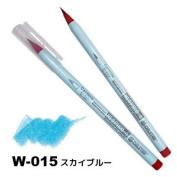 Deleter Neopiko-4 Watercolour Brusher Marker Pen [ W-015 Sky Blue ] for Comic Manga Graphic Design and Illustration