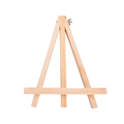 1pc Mini Wooden easels Painter's Picture Painting Easel Portable Artwork Display Novelty Easels Drawing Boards