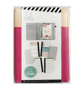 American Crafts 319916 122 Piece Pink Personal Scrapbooking kits