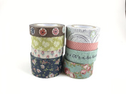 Recollections Washi Tape Set / 8 Pc Washi tape