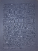 Christi Friesen Texture Stamp - Strata