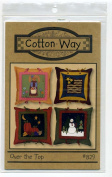 Over the Top #829 Cotton Way Pillow Topper/Four Seasons