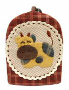 Animal Key Bag Sewing Kit Craft to Sew for Beginner