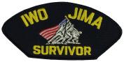 IWO JIMA SURVIVOR PATCH - Multi-coloured - Veteran Owned Business