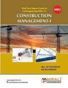 Construction Management-I