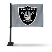 NFL Car Flag with Black Pole