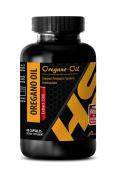 Antioxidant health - PURE OREGANO OIL EXTRACT 1500 Mg - Oregano oil capsules - 1 Bottle 60 Capsules