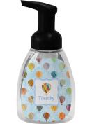 Watercolour Hot Air Balloons Foam Soap Dispenser