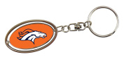 NFL Super Bowl 50 Champions Metal Spinner Key Chain