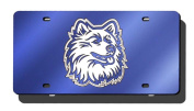 NCAA Laser Cut Licence Plate