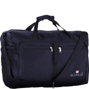 Suvelle Travel Duffel Bag 50cm Foldable Lightweight Duffle Bag For Luggage, Gym, Sports