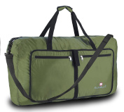 Suvelle Travel Duffel Bag 70cm Foldable Lightweight Duffle Bag For Luggage, Gym, Sports