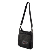 NFL Sport Noir Sheen Cross-Body Purse